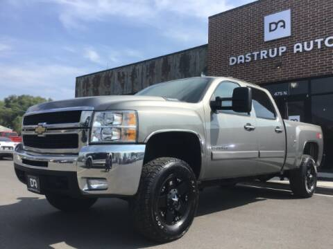 2008 Chevrolet Silverado 2500HD for sale at Dastrup Auto in Lindon UT