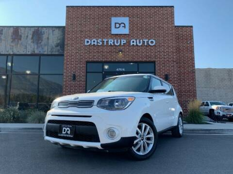 2018 Kia Soul for sale at Dastrup Auto in Lindon UT