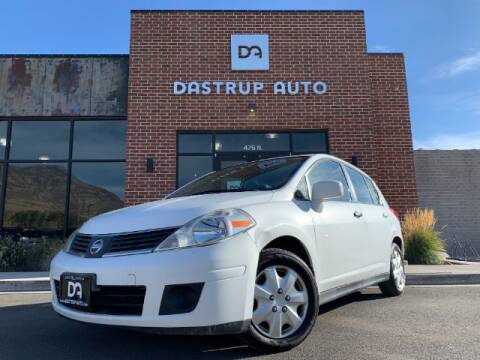 2007 Nissan Versa for sale at Dastrup Auto in Lindon UT