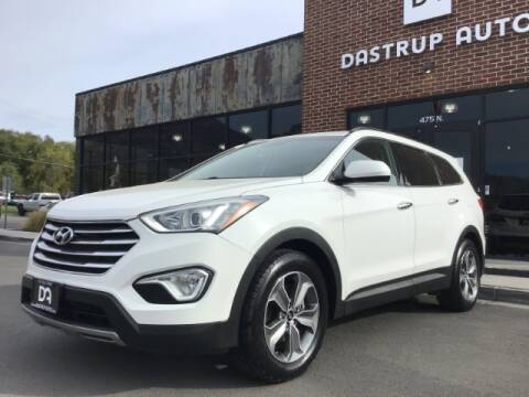 2015 Hyundai Santa Fe for sale at Dastrup Auto in Lindon UT