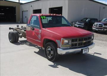 1999 Chevrolet C/K 3500 Series for sale in Sac City, IA