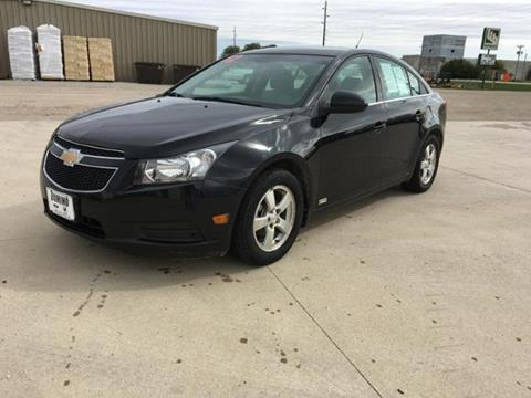 2012 Chevrolet Cruze for sale in Sac City, IA