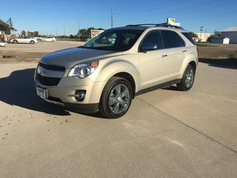 2011 Chevrolet Equinox for sale in Sac City, IA