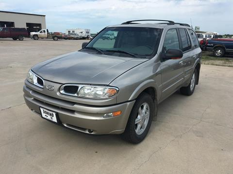 2002 Oldsmobile Bravada for sale in Sac City, IA