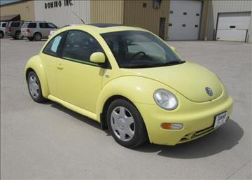2000 Volkswagen New Beetle for sale in Sac City, IA