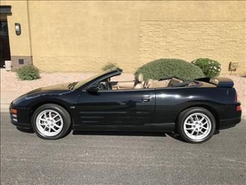 2002 Mitsubishi Eclipse Spyder for sale in Gilbert, AZ
