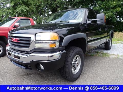 2005 GMC Sierra 2500HD for sale in Vineland, NJ