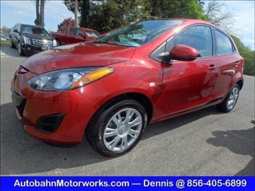 2014 Mazda MAZDA2 for sale in Vineland, NJ