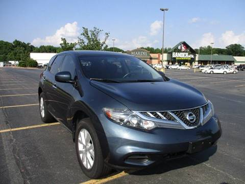 2014 Nissan Murano for sale in Sherwood, AR