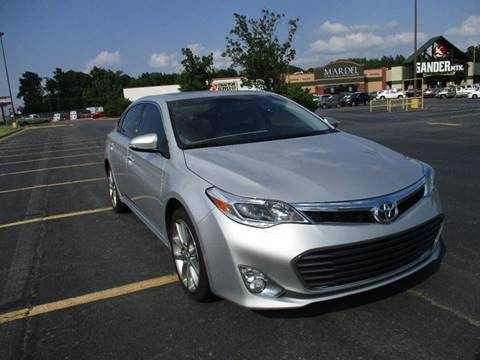 2014 Toyota Avalon for sale in Sherwood, AR