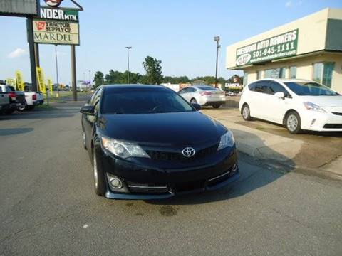 2013 Toyota Camry for sale in Sherwood, AR