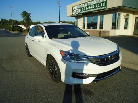 2017 Honda Accord for sale in Sherwood, AR