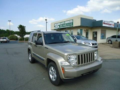 2010 Jeep Liberty for sale in Sherwood, AR