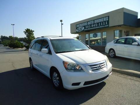 2008 Honda Odyssey for sale in Sherwood, AR