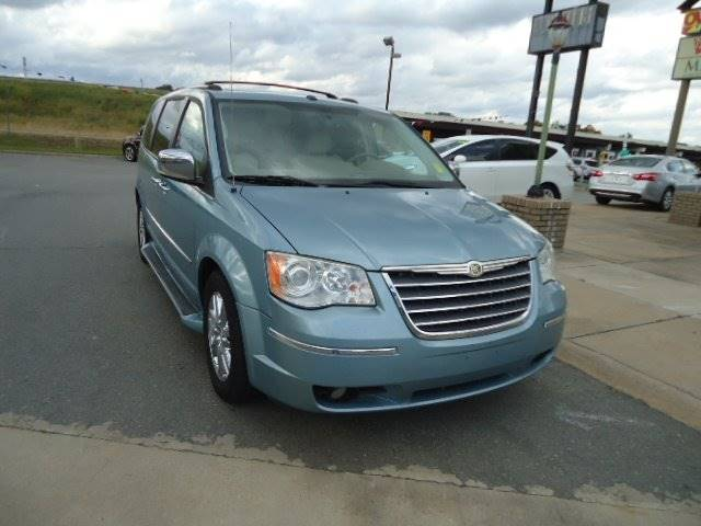 2010 Chrysler Town And Country Limited 4dr Mini Van In Sherwood Ar