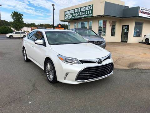 2018 Toyota Avalon for sale in Sherwood, AR