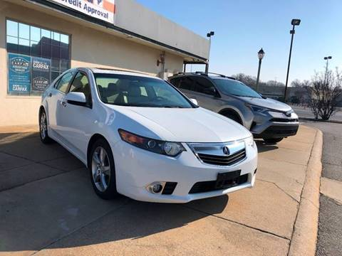2012 Acura TSX for sale in Sherwood, AR