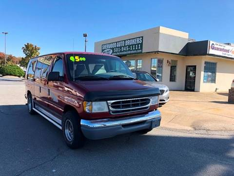 1997 Ford E-Series Cargo for sale in Sherwood, AR