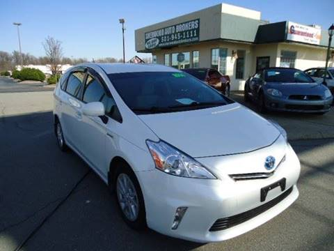 2014 Toyota Prius v for sale in Sherwood, AR