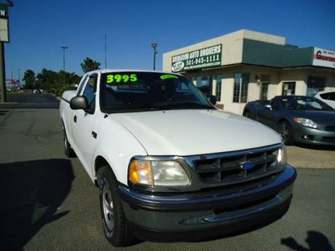 1997 Ford F-150 ... & Ford Used Cars Bad Credit Auto Loans For Sale Sherwood Sherwood ... markmcfarlin.com