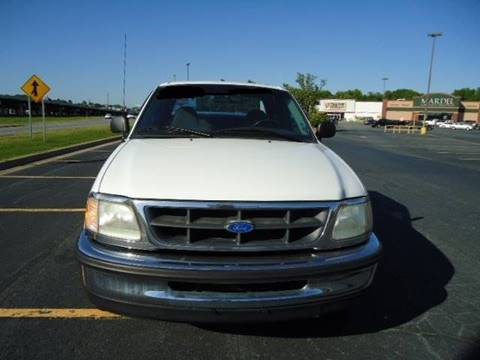 ... 1997 Ford F-150 & Ford Used Cars Bad Credit Auto Loans For Sale Sherwood Sherwood ... markmcfarlin.com