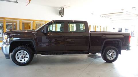 2016 GMC Sierra 3500HD for sale in Greenwich, NY