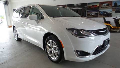 2018 Chrysler Pacifica for sale in Greenwich, NY
