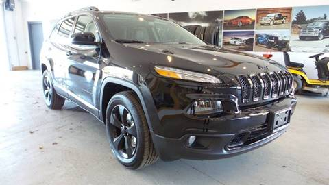 2018 Jeep Cherokee for sale in Greenwich, NY