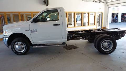 2018 RAM Ram Chassis 3500 for sale in Greenwich, NY