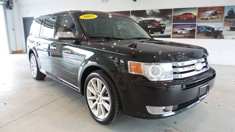 2012 Ford Flex for sale in Greenwich, NY
