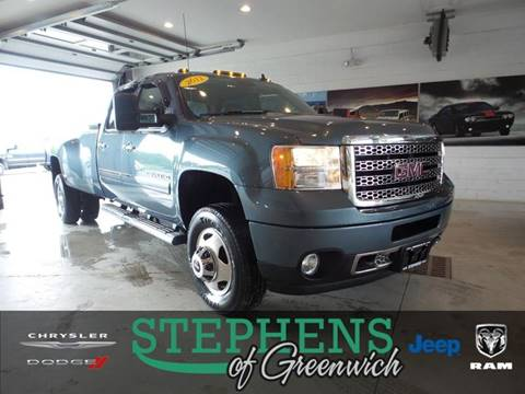 2012 GMC Sierra 3500HD for sale in Greenwich, NY