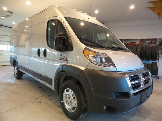 2016 RAM ProMaster Cargo 3500 159 WB 3dr High Roof Extended Cargo Van - Greenwich NY