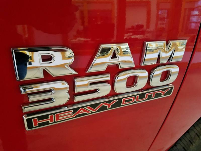 2016 RAM Ram Pickup 3500 4x4 Tradesman 2dr Regular Cab 8 ft. LB Pickup - Greenwich NY