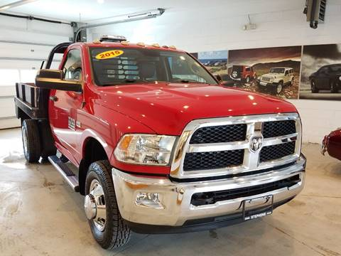 2015 RAM Ram Chassis 3500 for sale in Greenwich, NY