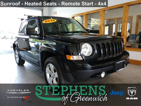 2014 Jeep Patriot for sale in Greenwich, NY