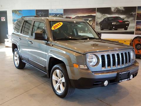 2011 Jeep Patriot for sale in Greenwich, NY
