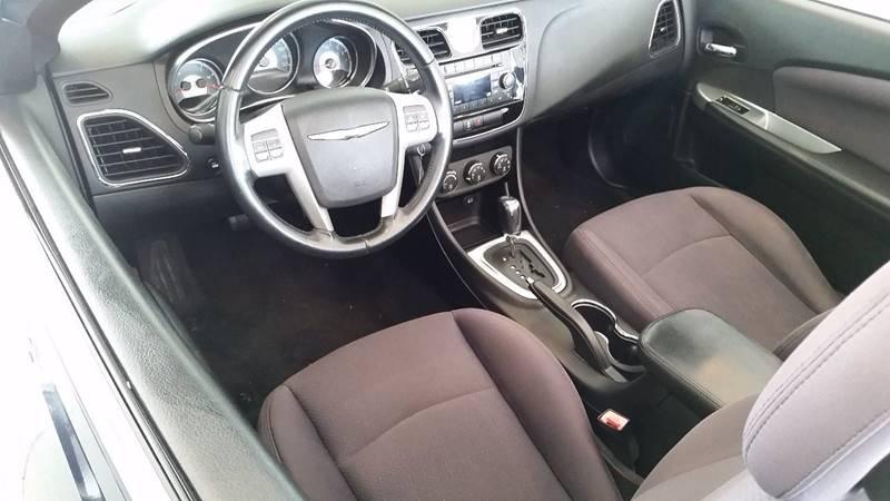 2012 Chrysler 200 Convertible Touring 2dr Convertible - Greenwich NY