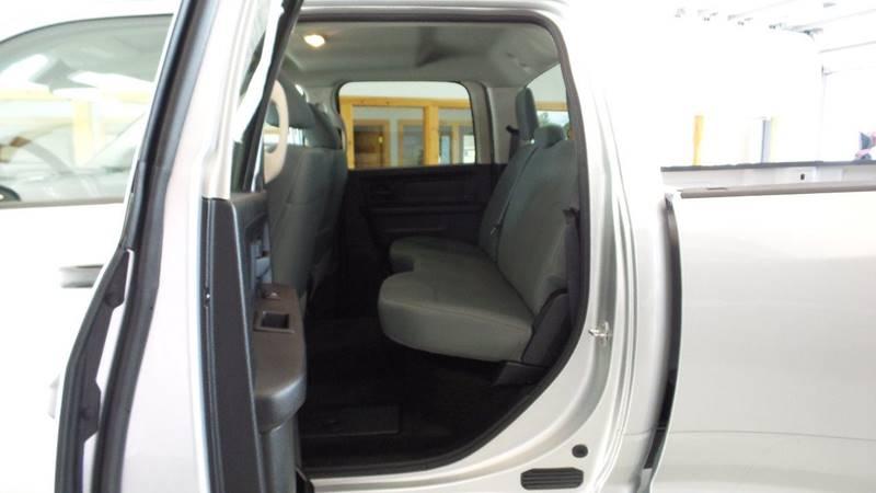 2015 RAM Ram Pickup 3500 4x4 Tradesman 4dr Crew Cab 8 ft. LB Pickup - Greenwich NY