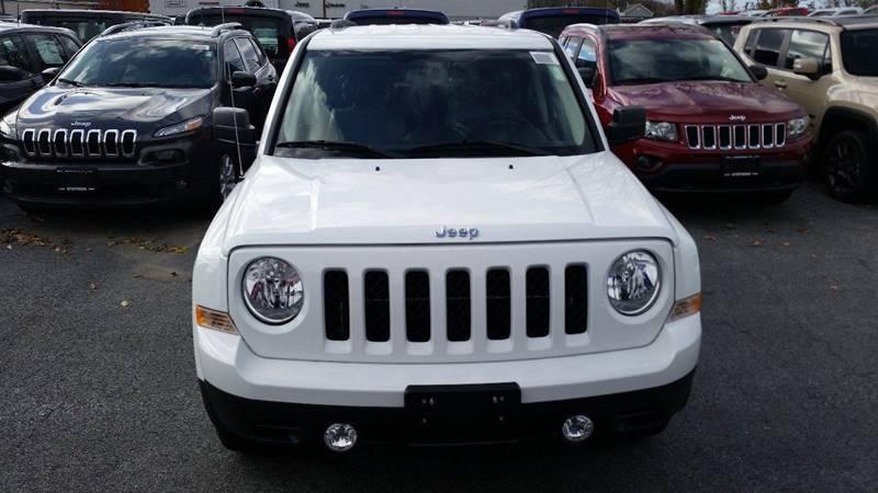 2017 Jeep Patriot  - Greenwich NY