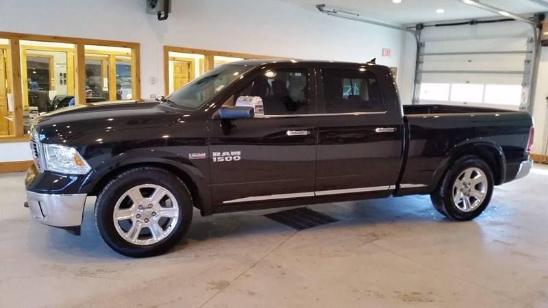 2016 RAM Ram Pickup 1500 4x4 Laramie Limited 4dr Crew Cab 6.3 ft. SB Pickup - Greenwich NY
