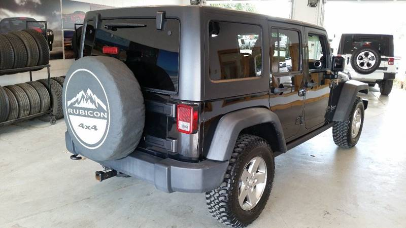 2012 Jeep Wrangler Unlimited  - Greenwich NY