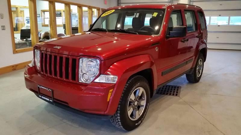 2008 Jeep Liberty 4x4 Sport 4dr SUV - Greenwich NY