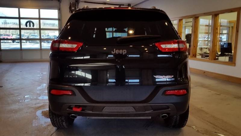 2015 Jeep Cherokee 4x4 Trailhawk 4dr SUV - Greenwich NY