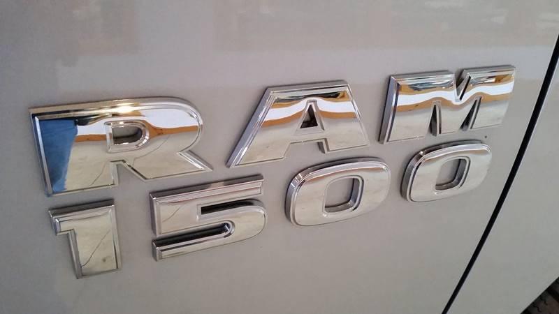 2015 RAM Ram Pickup 1500 4x4 Express 4dr Crew Cab 5.5 ft. SB Pickup - Greenwich NY