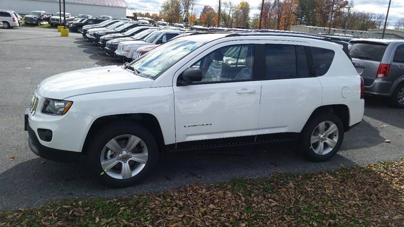 2017 Jeep Compass  - Greenwich NY