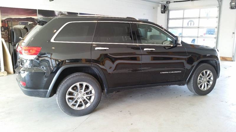 2016 Jeep Grand Cherokee 4x4 Limited 4dr SUV - Greenwich NY