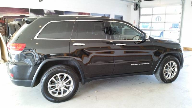 2015 Jeep Grand Cherokee 4x4 Limited 4dr SUV - Greenwich NY