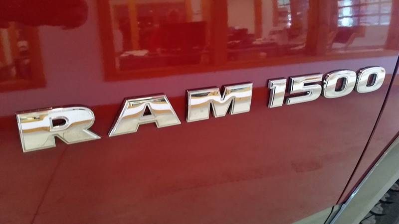 2011 RAM Ram Pickup 1500 4x4 Outdoorsman 4dr Quad Cab 6.3 ft. SB Pickup - Greenwich NY