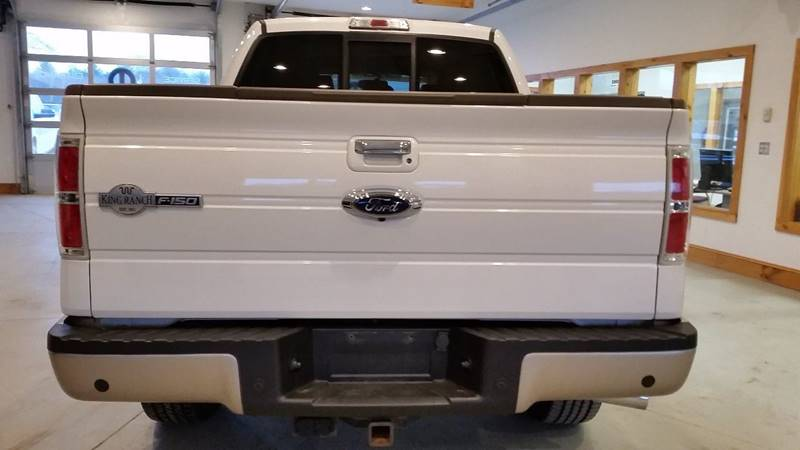 2013 Ford F-150 4x4 King Ranch 4dr SuperCrew Styleside 6.5 ft. SB - Greenwich NY