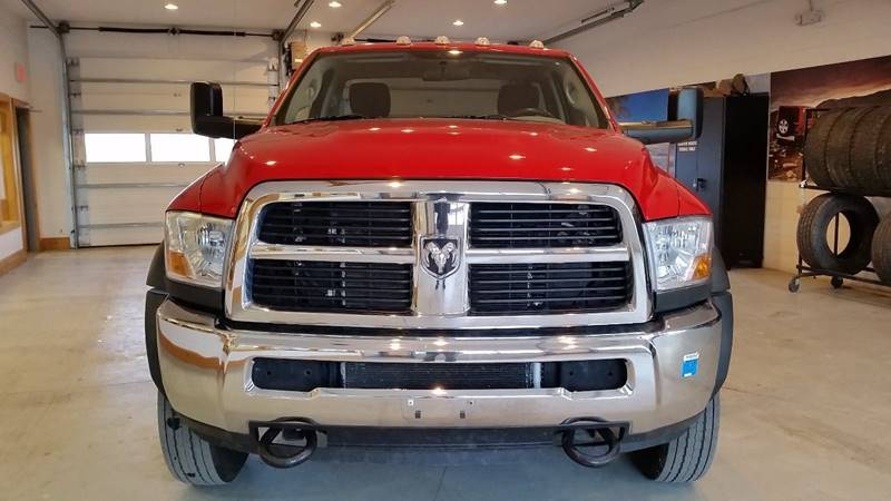 2012 Dodge RAM 5500 ST ST - Greenwich NY